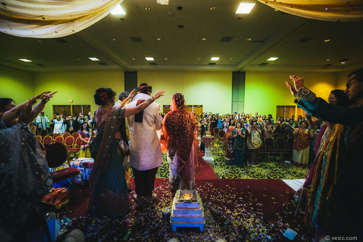 Indian Wedding North Carolina-29