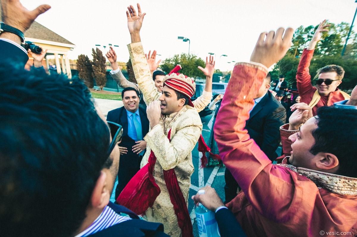 Indian Wedding Prestonwood Raleigh NC-10