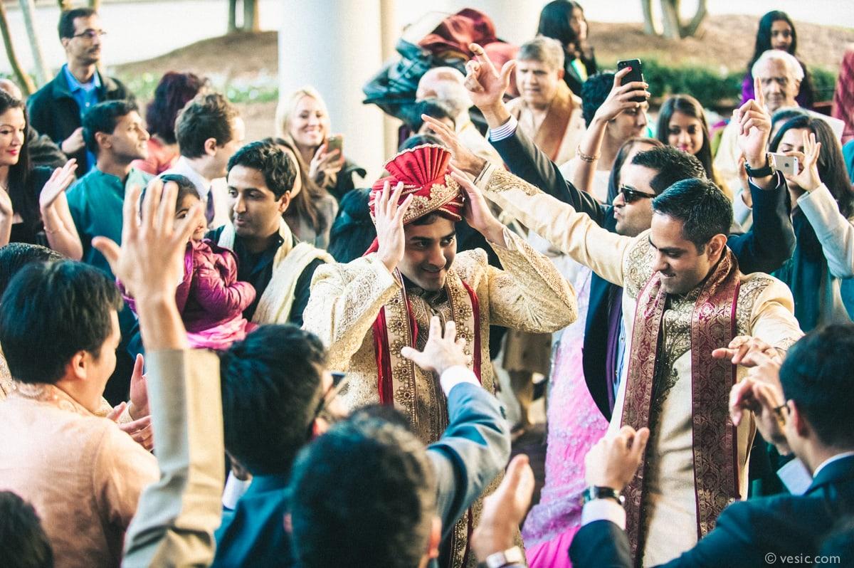 Indian Wedding Prestonwood Raleigh NC-11