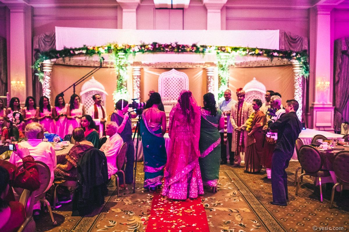 Indian Wedding Prestonwood Raleigh NC-13