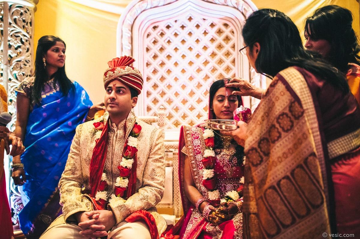 Indian Wedding Prestonwood Raleigh NC-16