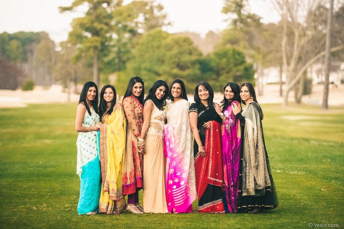 Indian Wedding Prestonwood Raleigh NC-27