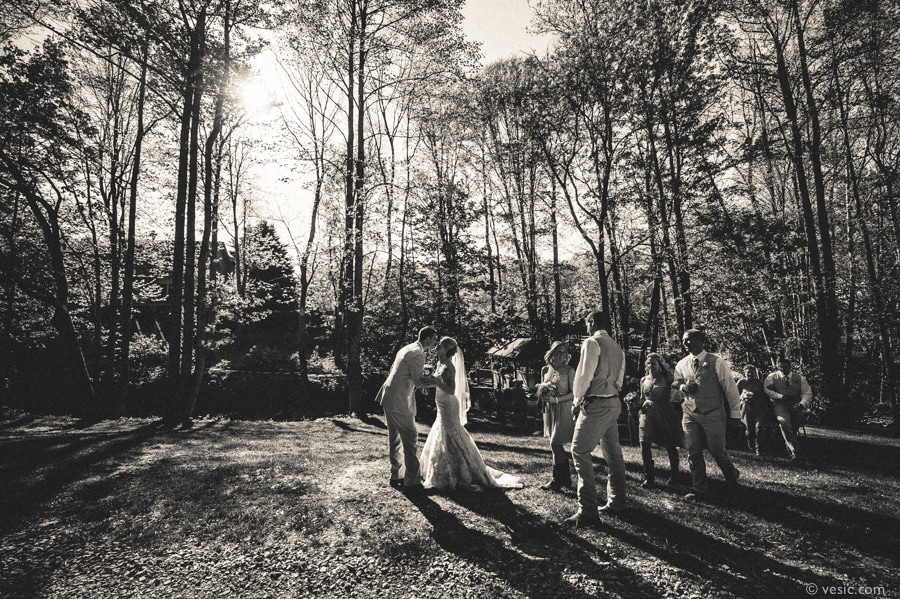 Tyler & Lindsay: Destination Wedding in the North Carolina ...