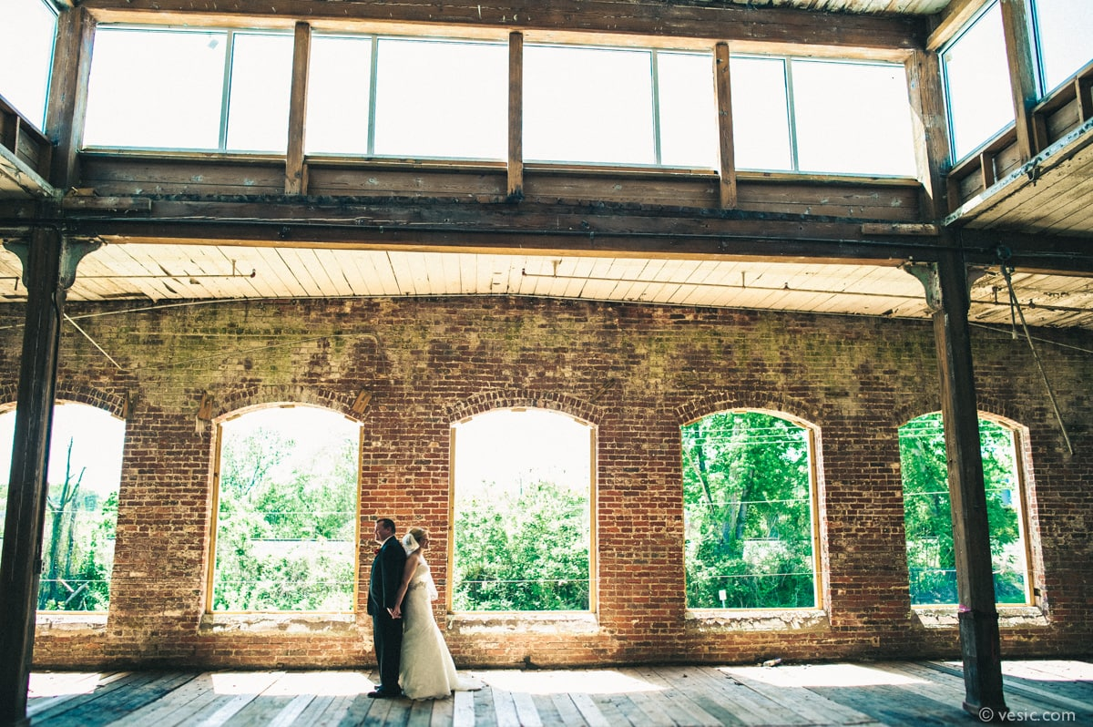 Revolution Mills Greensboro Wedding Photography-10