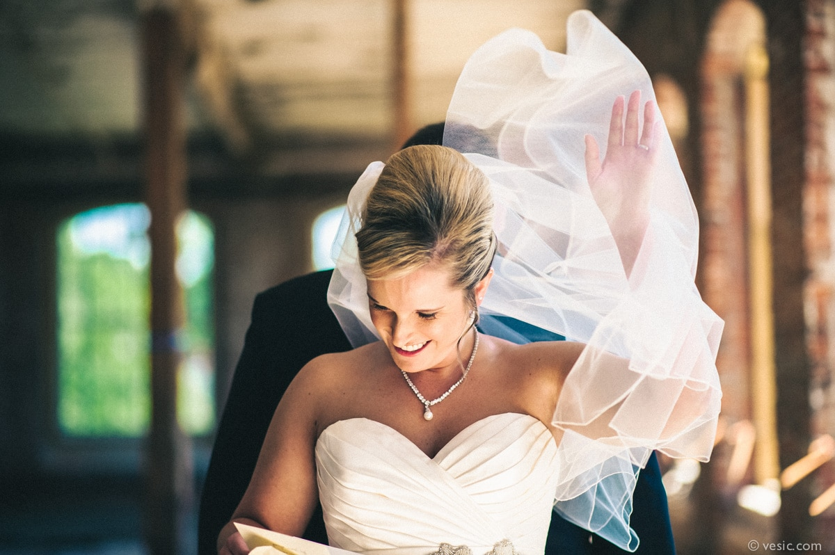 Carolyn and mike wedding