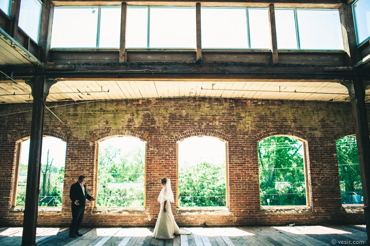 Revolution Mills Greensboro Wedding Photography-14