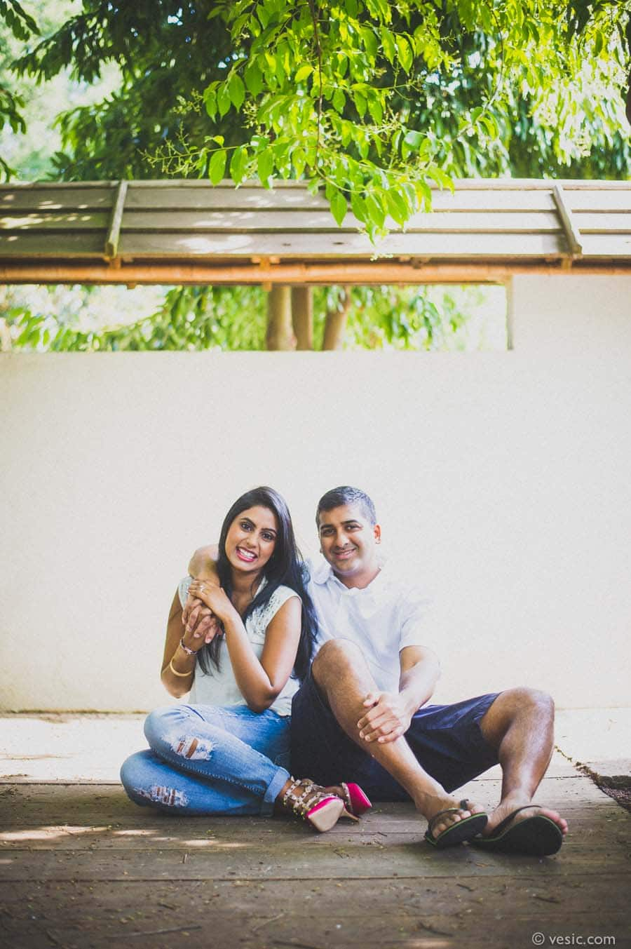 Indian Engagement Shoot Raleigh-20