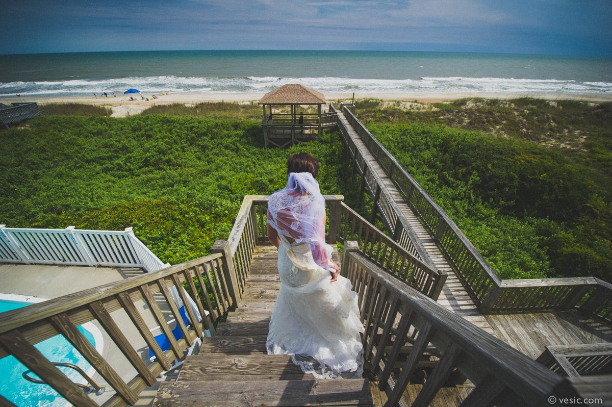 North Carolina Beach Wedding-10