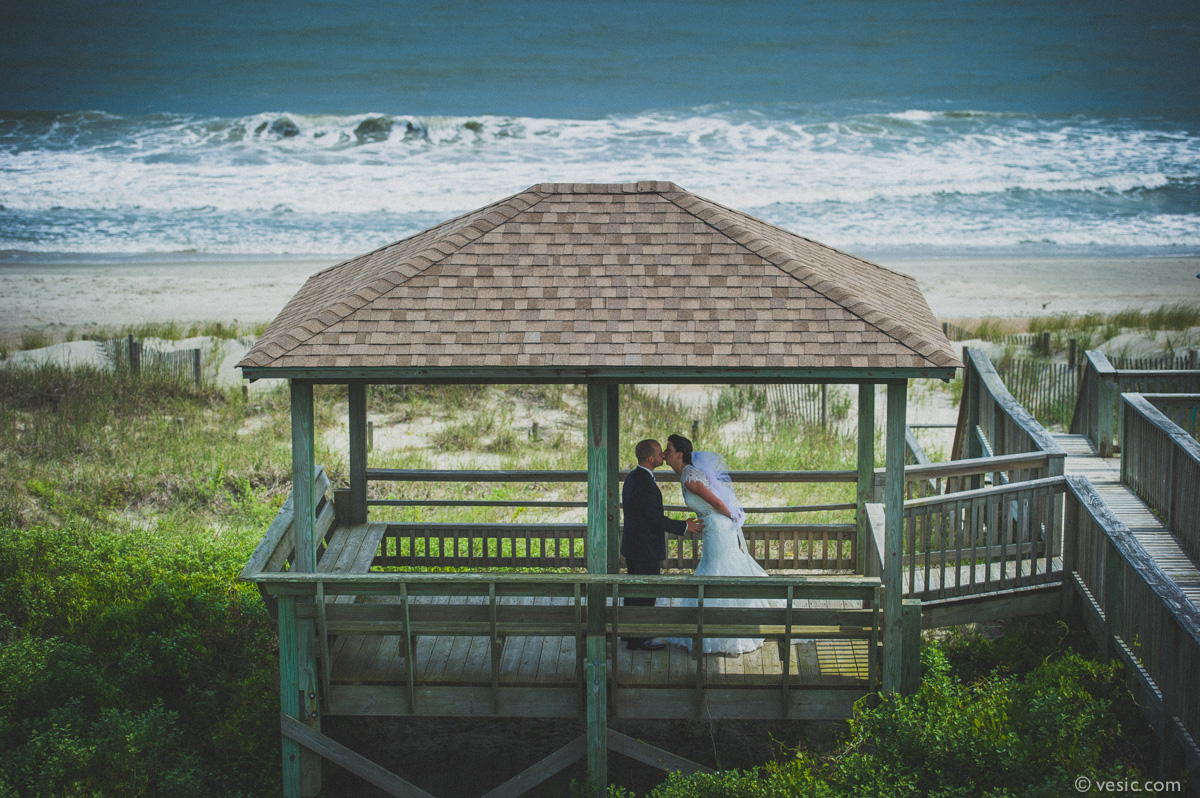 North Carolina Beach Wedding-12