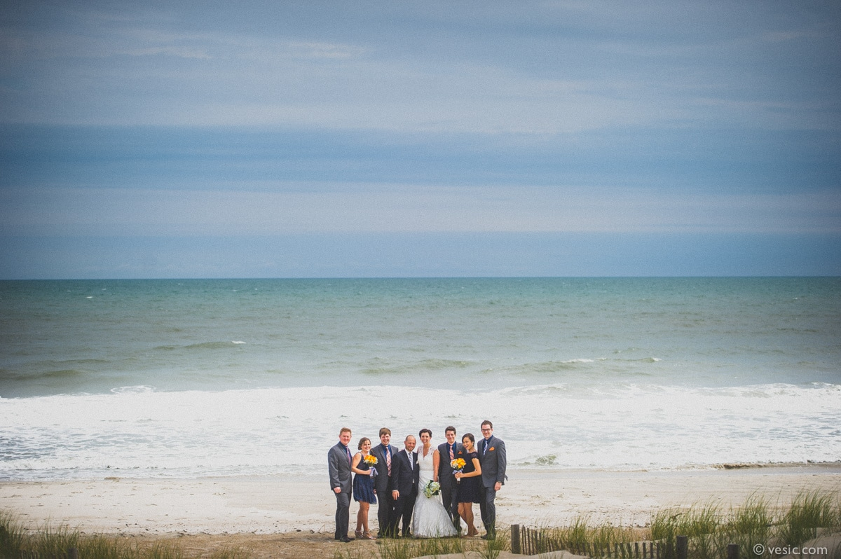 North Carolina Beach Wedding-14