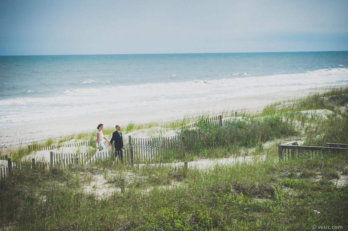 North Carolina Beach Wedding-17