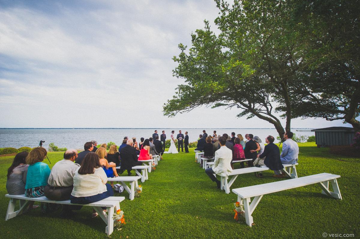 North Carolina Beach Wedding-26