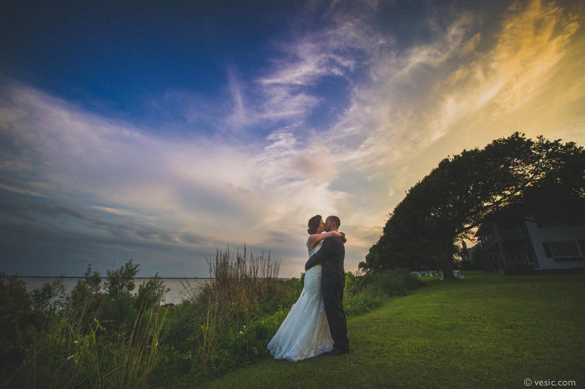 North Carolina Beach Wedding-31