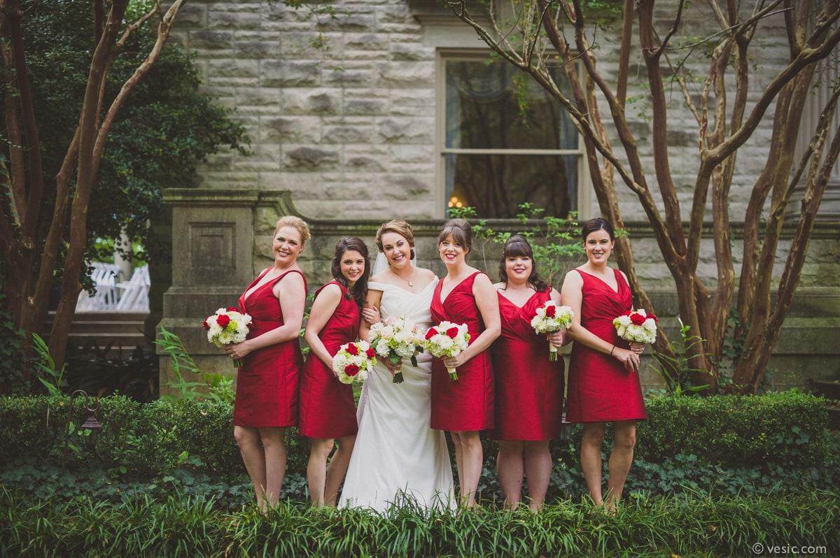 wedding at greystone inn in wilmington nc
