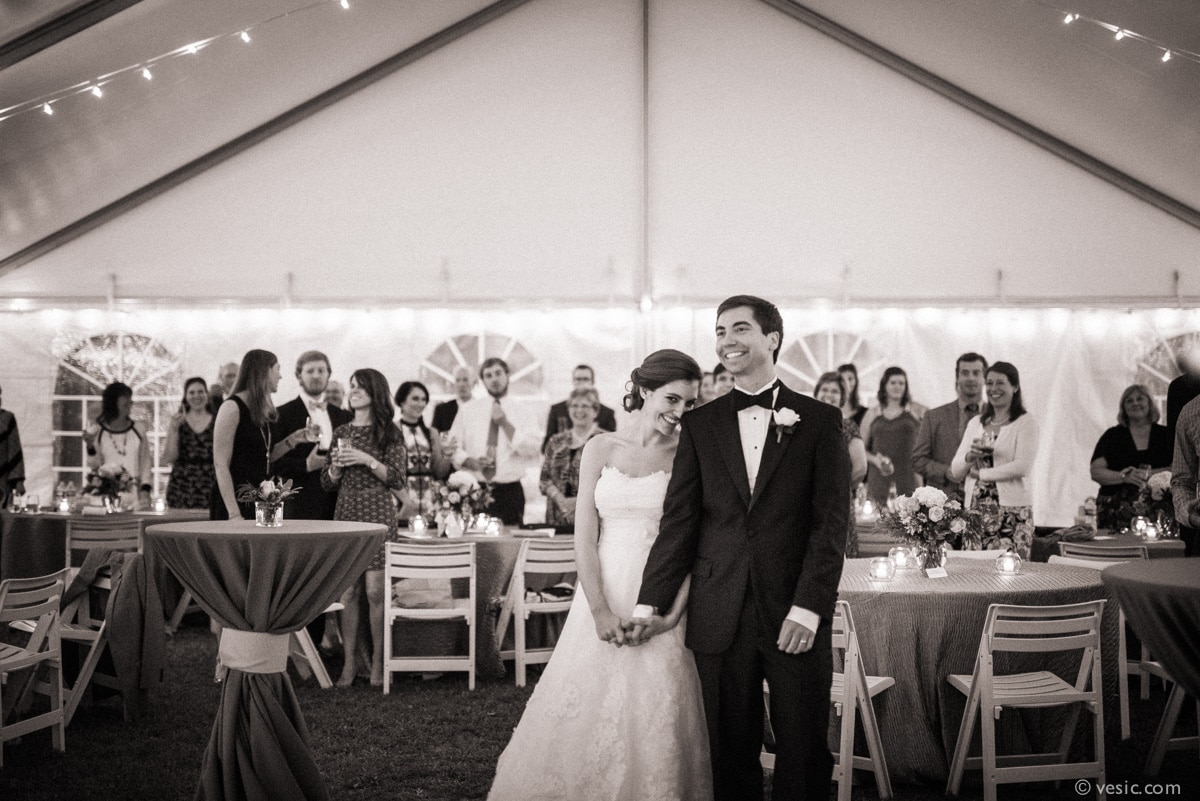 Robert & Sarah: Wedding in Weymouth Center in Southern Pines, NC ...