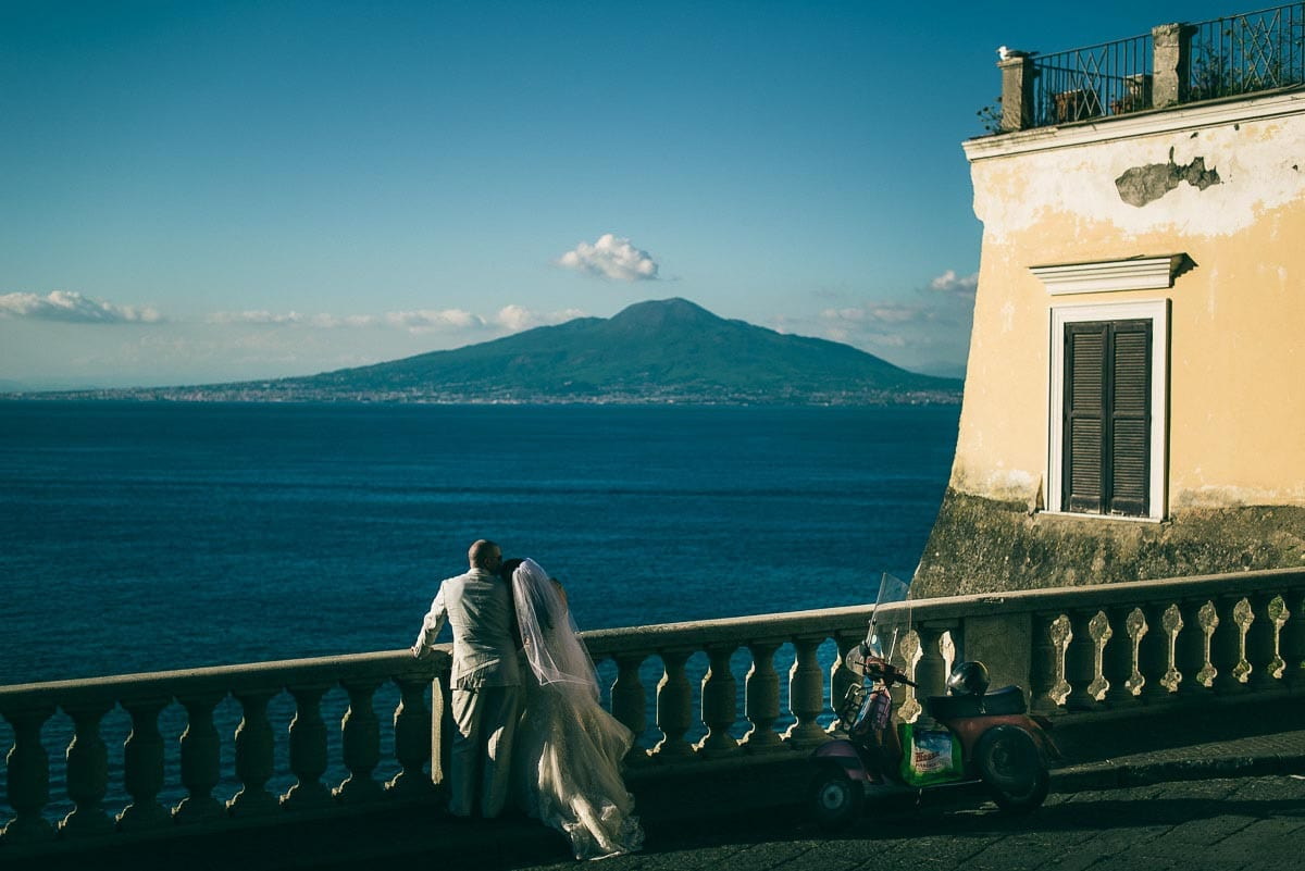 Destination Wedding Sorrento, Italy