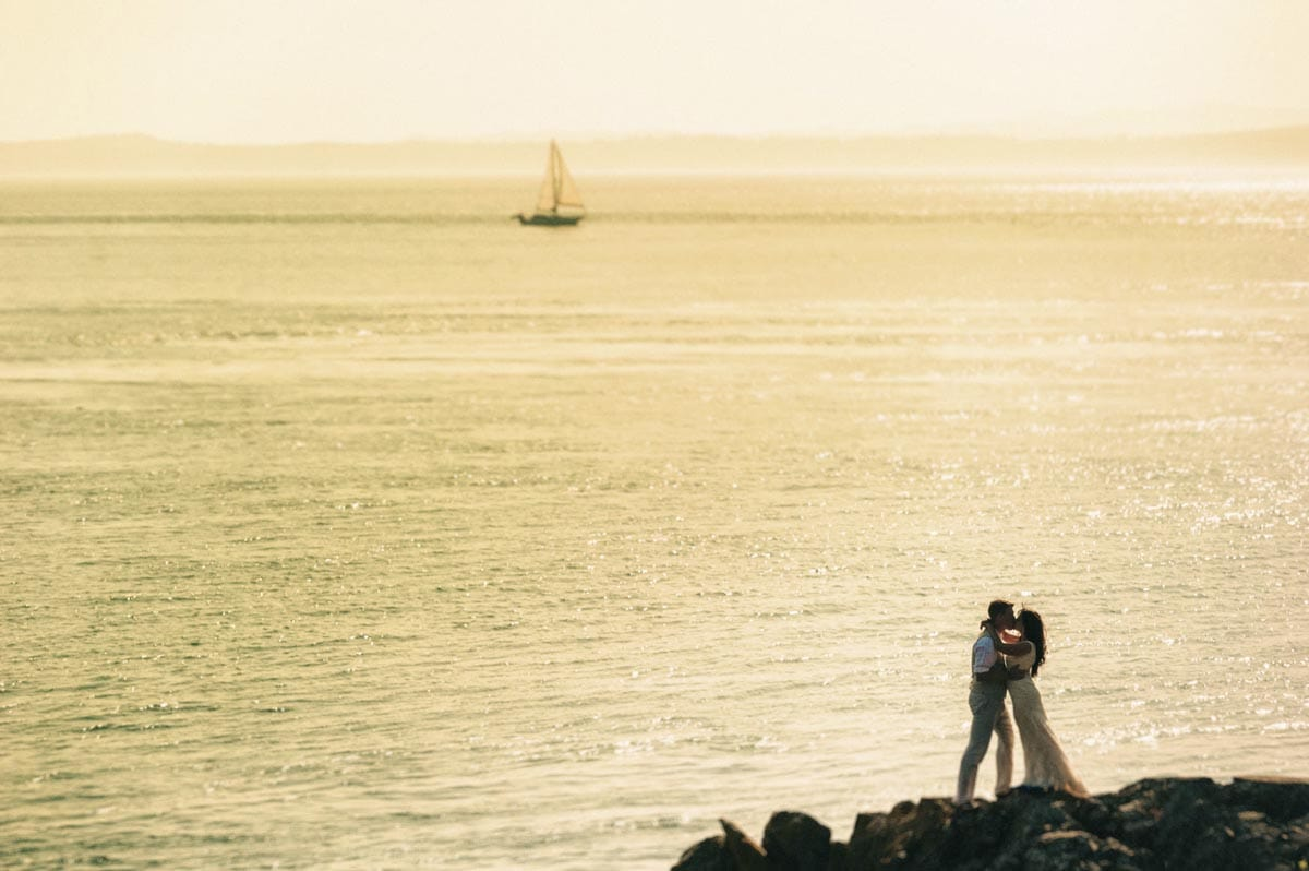 Destination Wedding San Juan Island