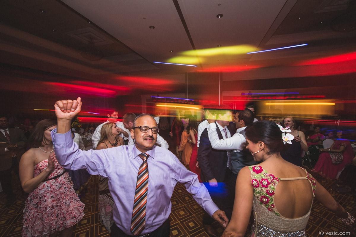 Indian Reception Dance