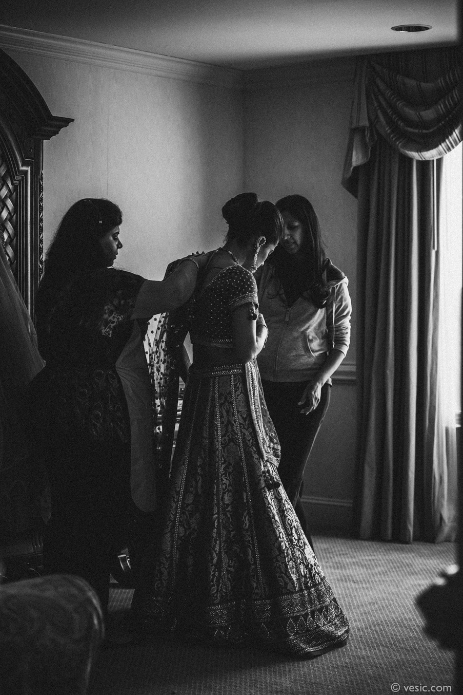 Indian Wedding North Carolina-03