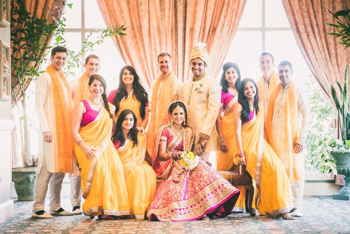 Indian Wedding North Carolina-15