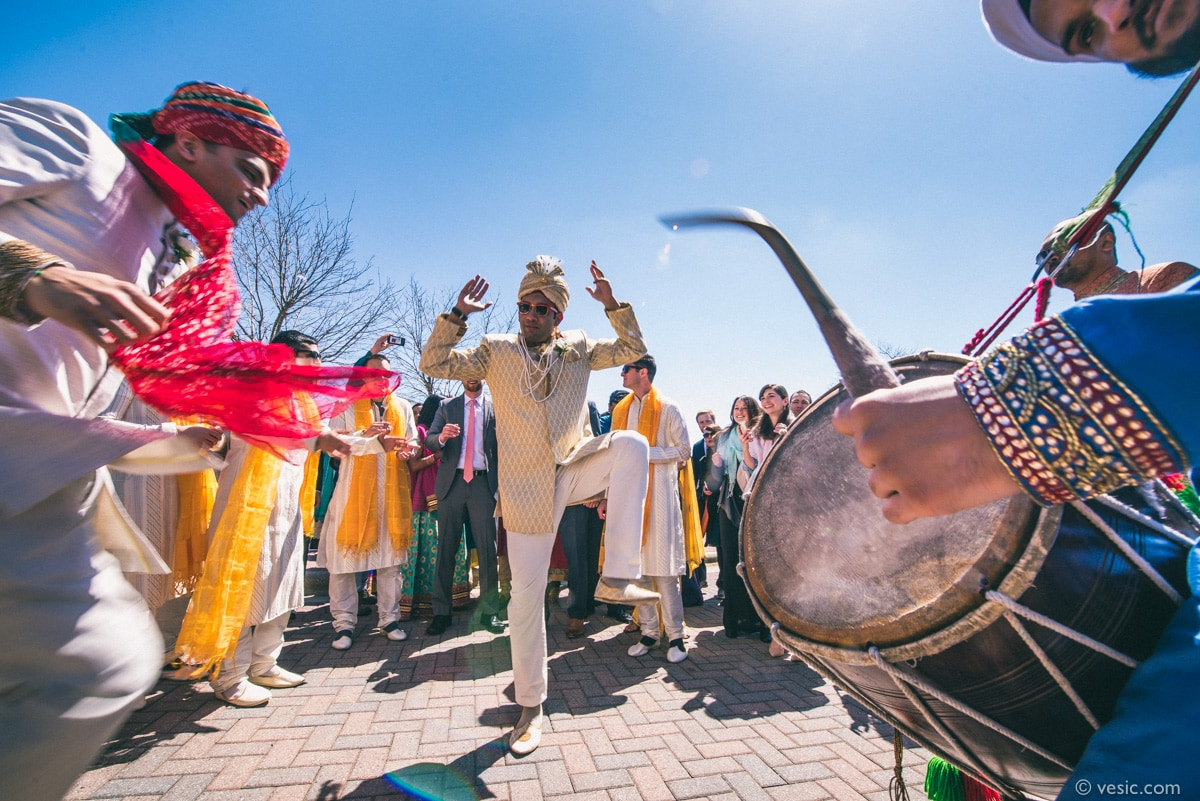 Indian Wedding North Carolina-18