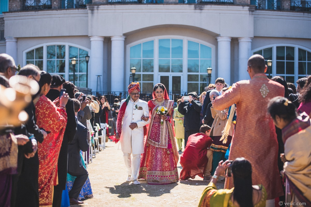 Indian Wedding North Carolina-22