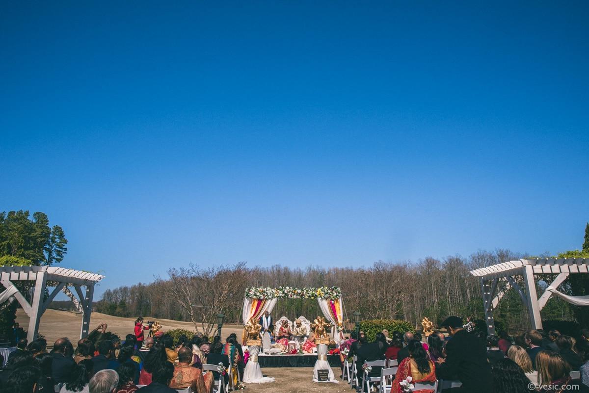 Indian Wedding North Carolina-24