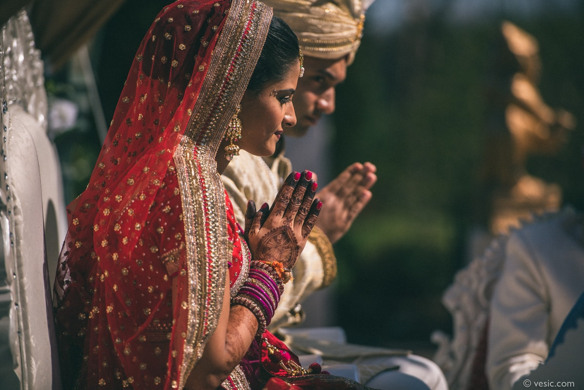 Indian Wedding North Carolina-25