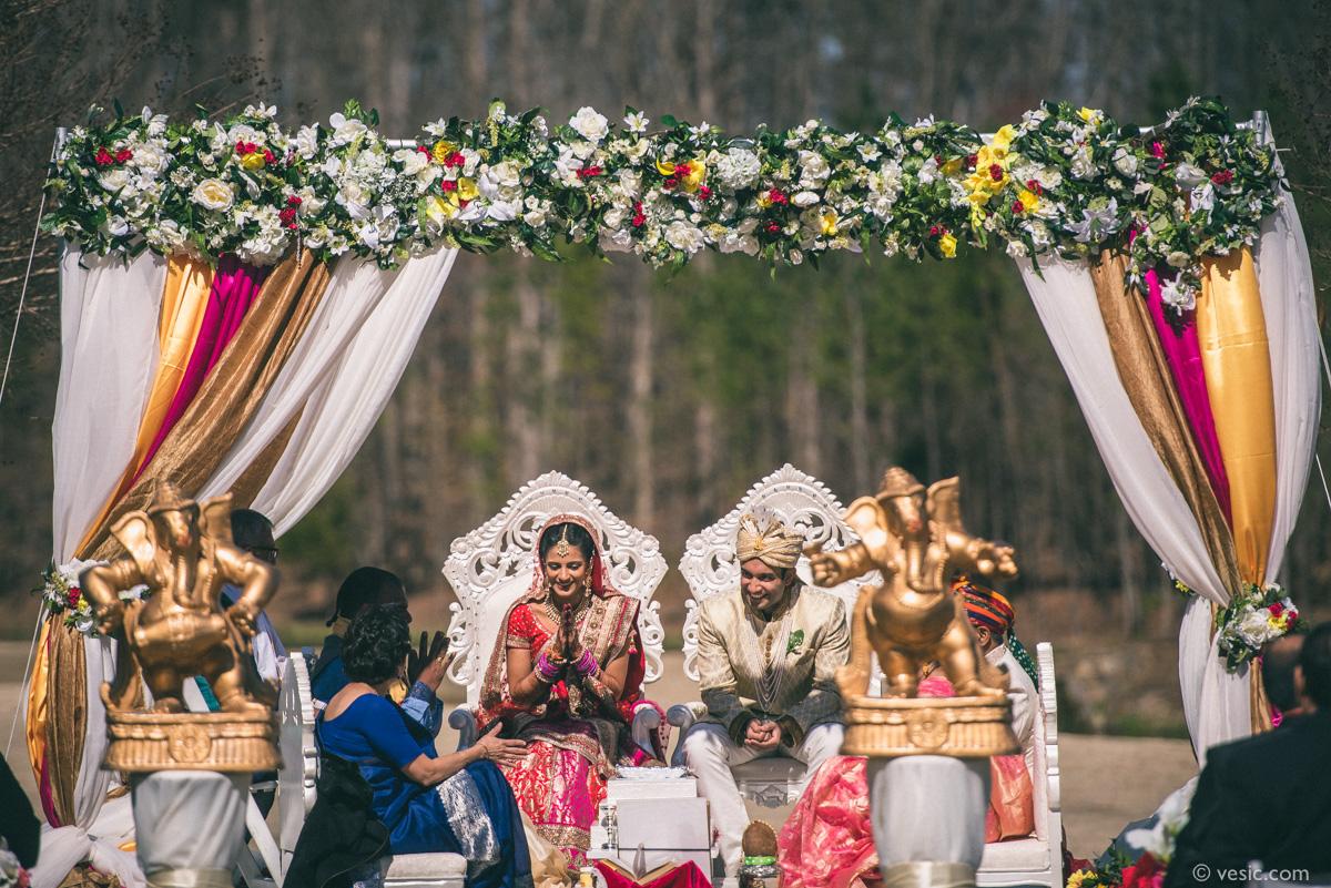 Indian Wedding North Carolina-28