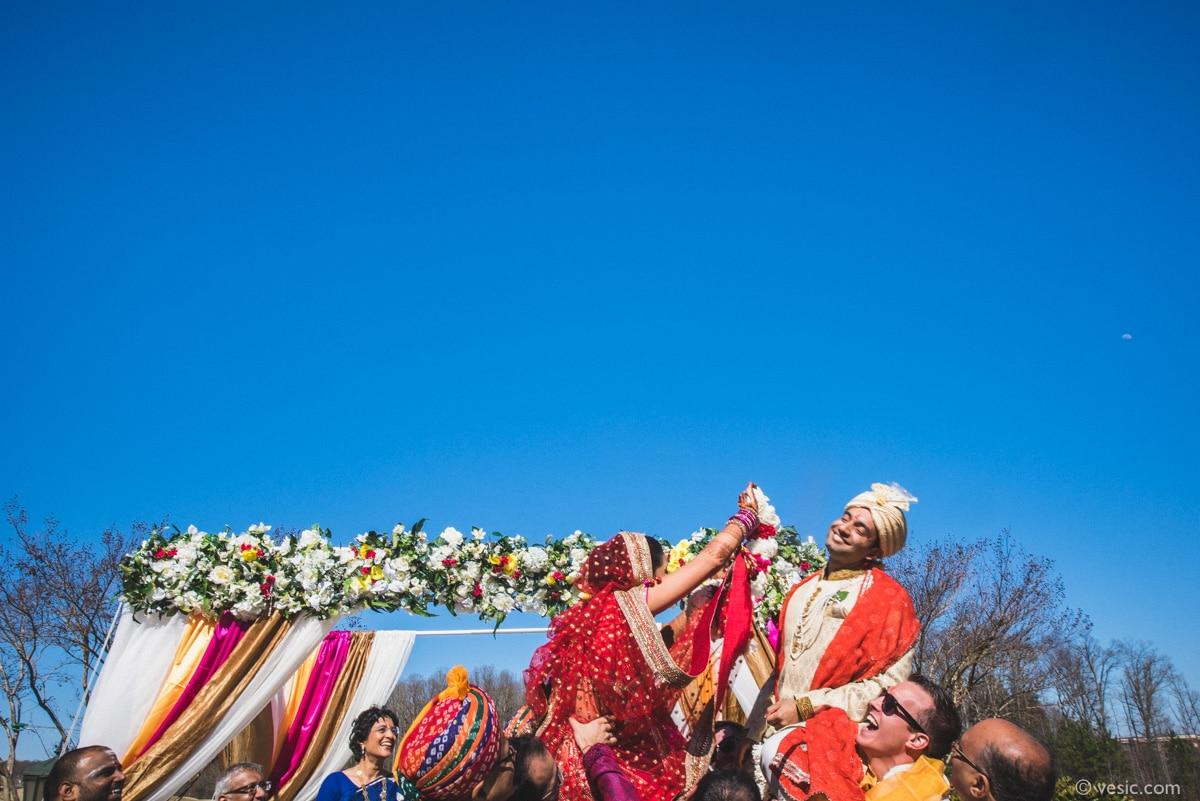 Indian Wedding North Carolina-32
