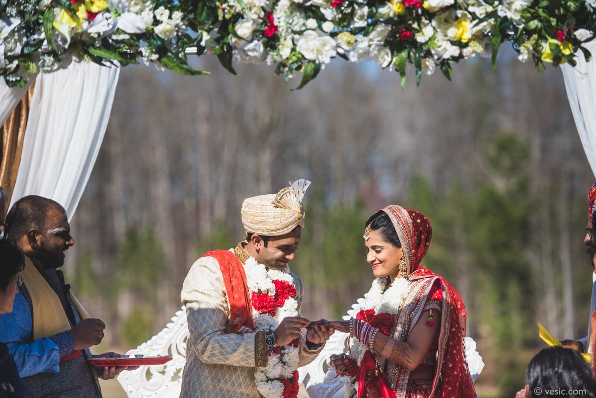 Indian Wedding North Carolina-34