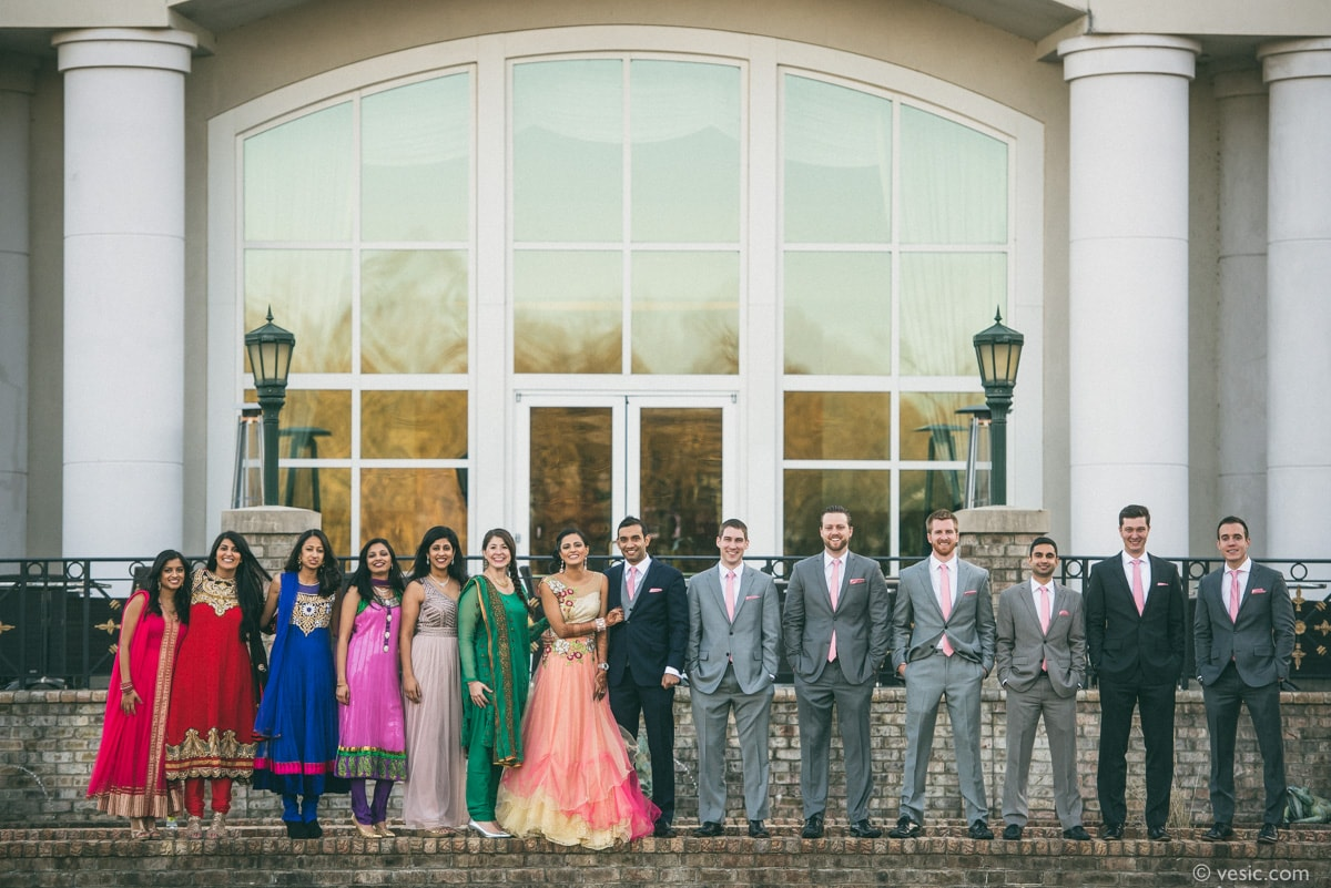 Indian Wedding North Carolina-38
