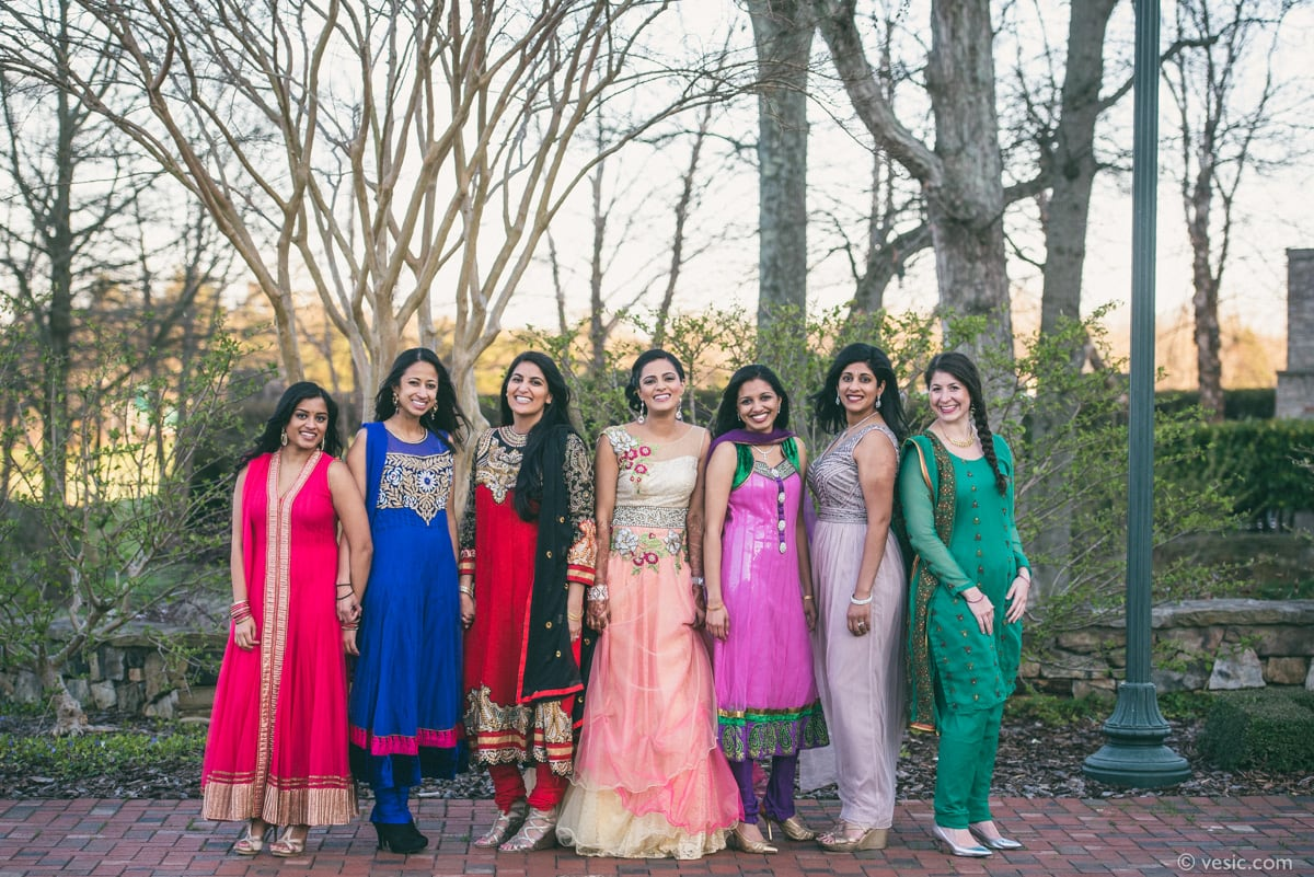 Indian Wedding North Carolina-39