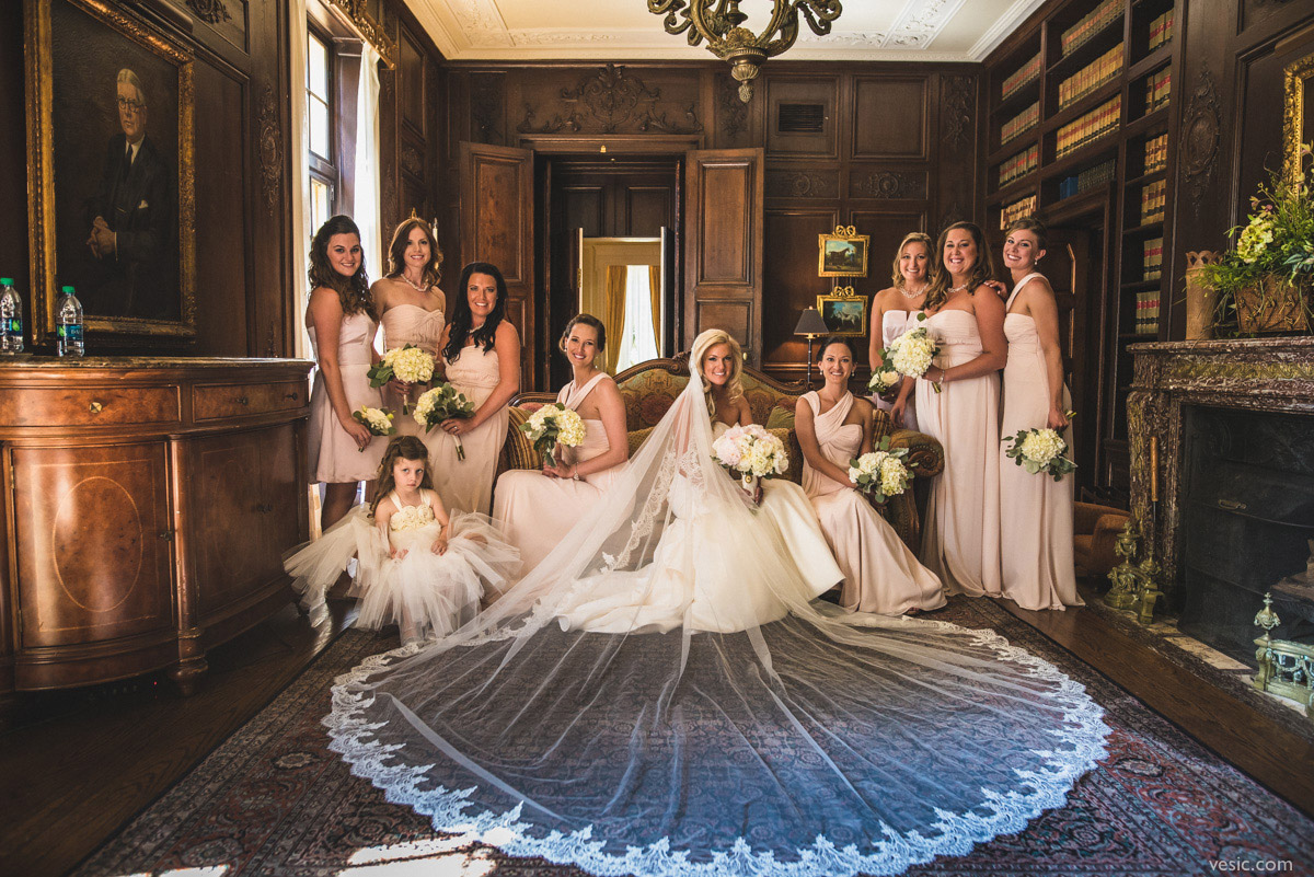 North Carolina Graylyn Wedding-16