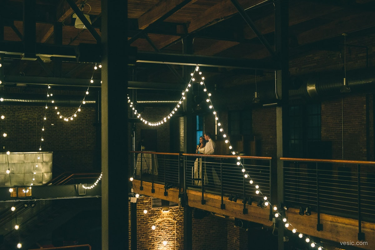 Wedding Photography At Bay 7 In Durham Nc