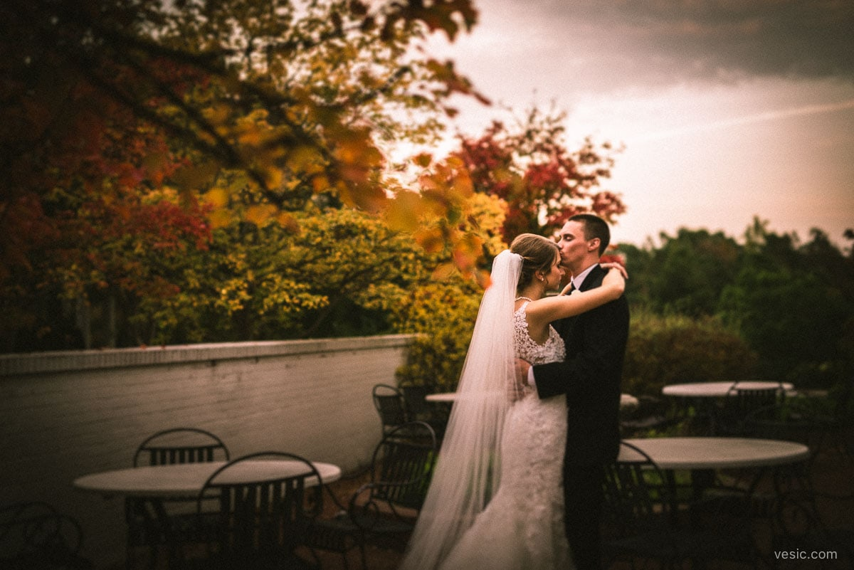 wedding photography at high point country club
