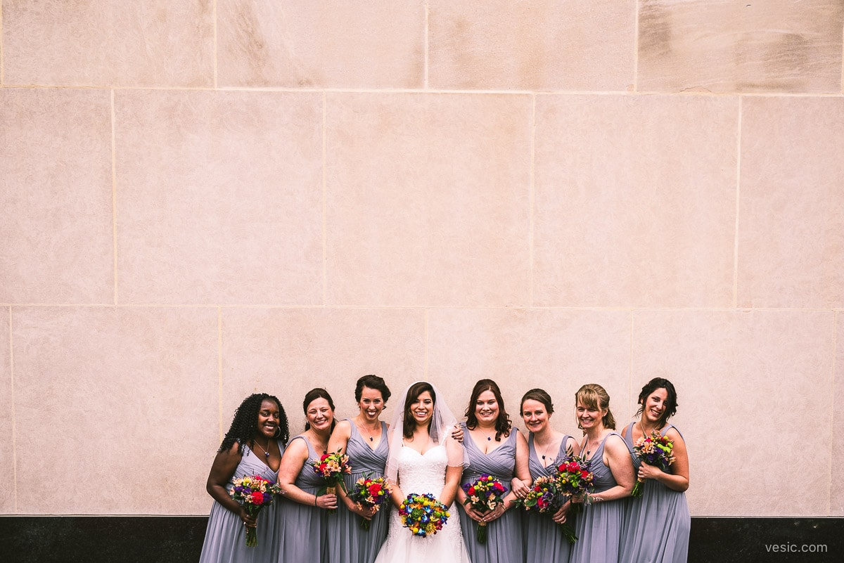 Wedding Photography At 21C In Durham NC
