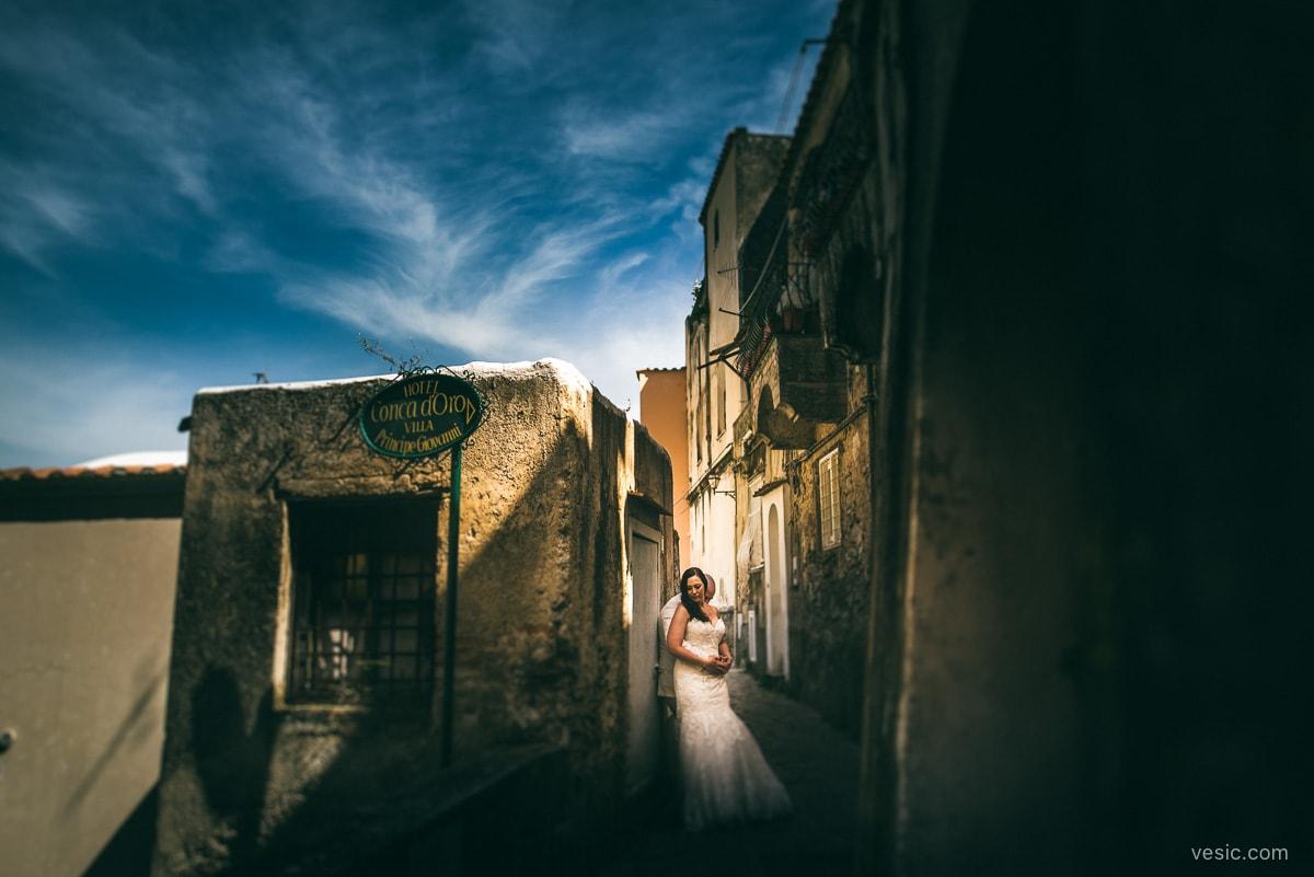 destination wedding positano italy