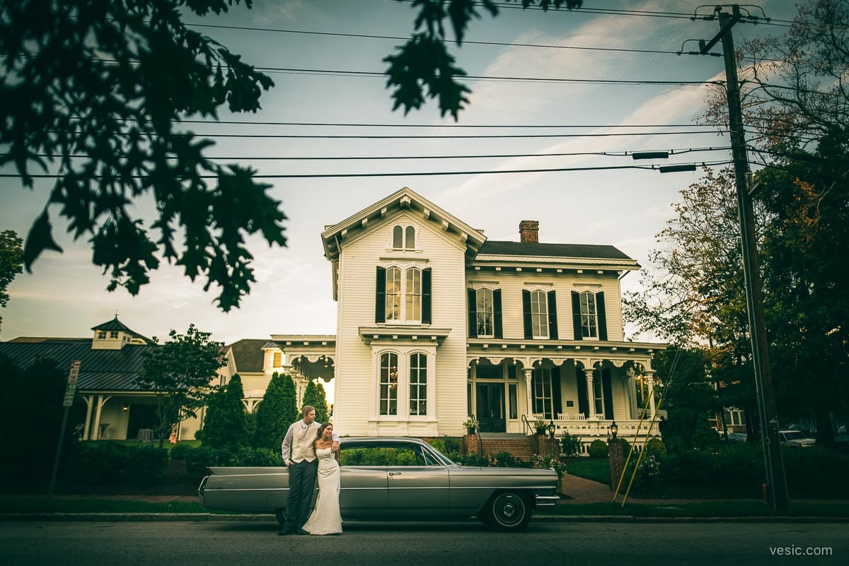 Wedding photography at the merrimon wynne house in raleigh nc for The house raleigh