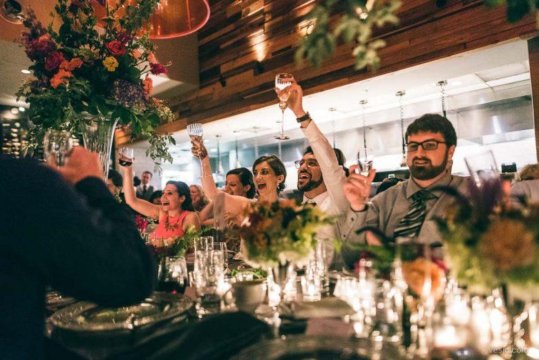 Charlotte Wedding Toast