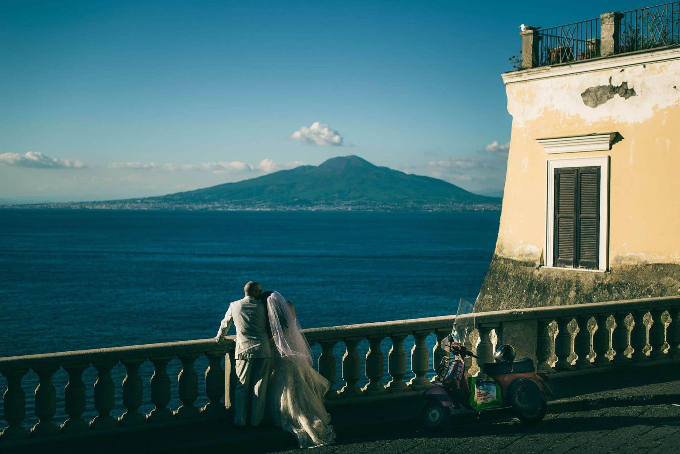 Amalfi Coast Sorrento Wedding Photography