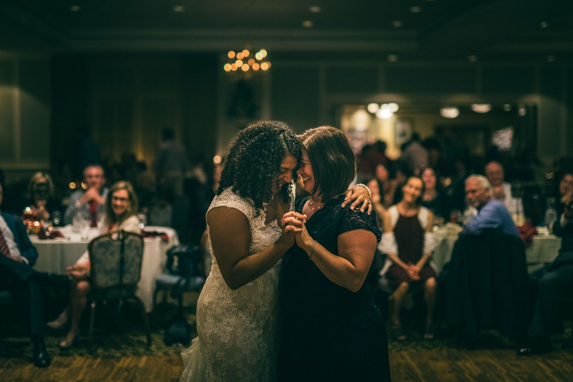 Mother Daughter Wedding Dance
