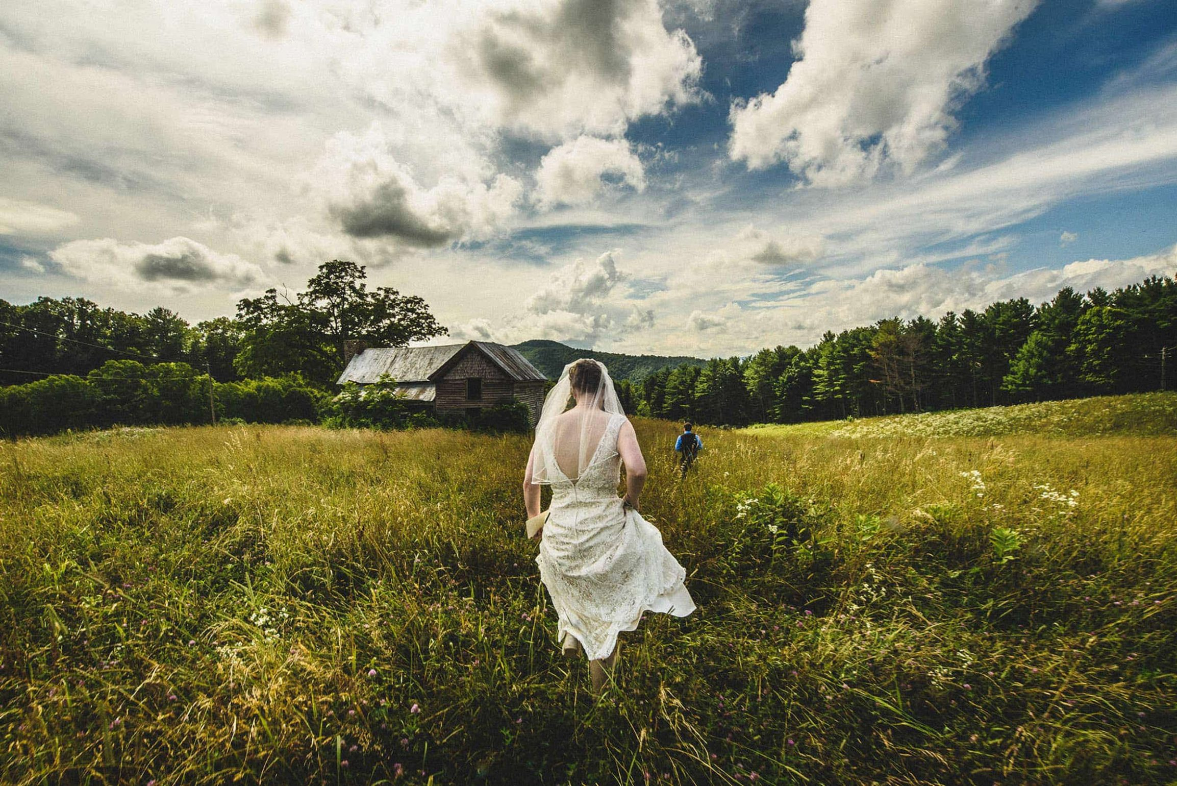 Virginia Mountain Wedding