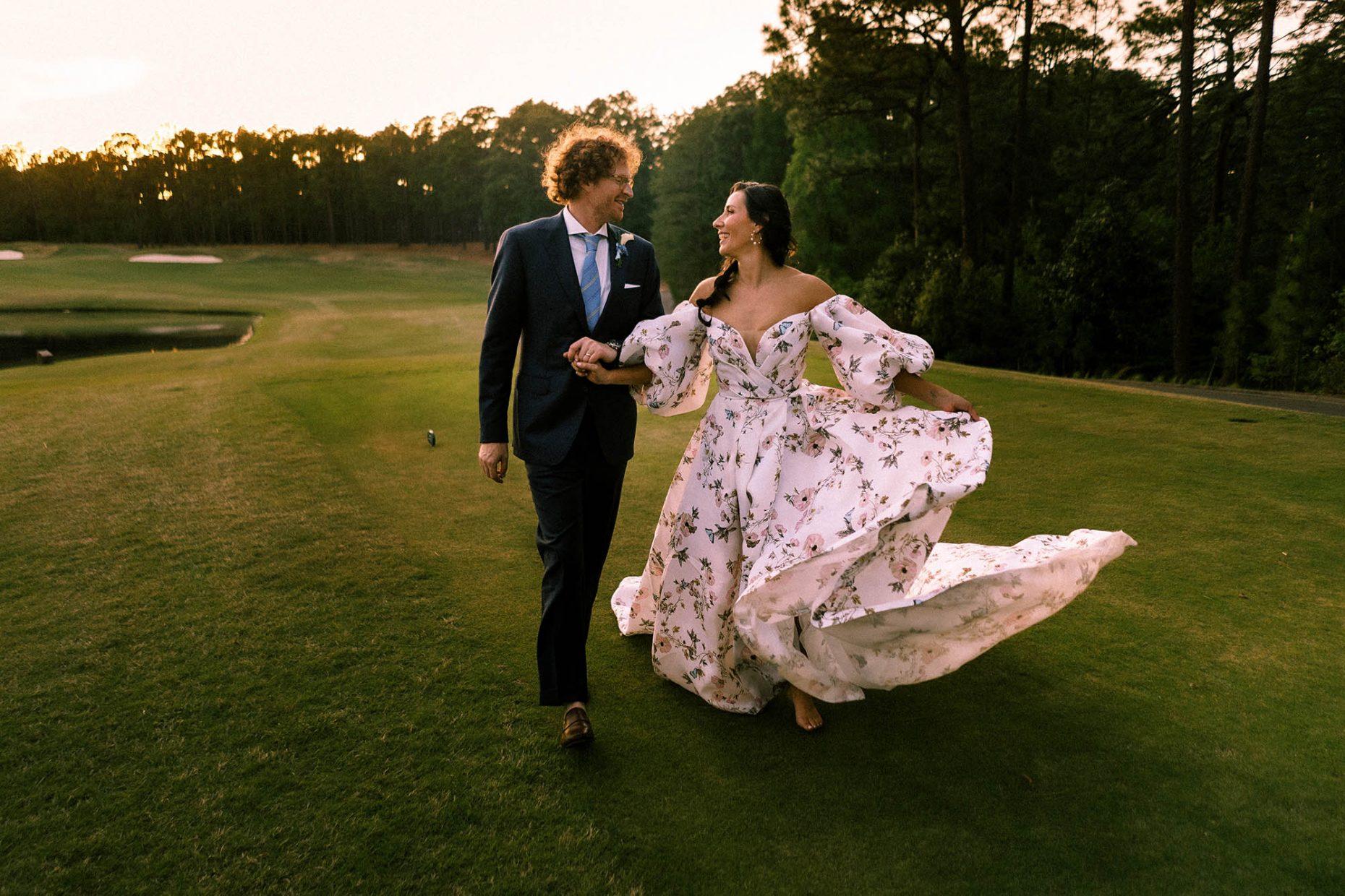 Pinehurst North Carolina wedding