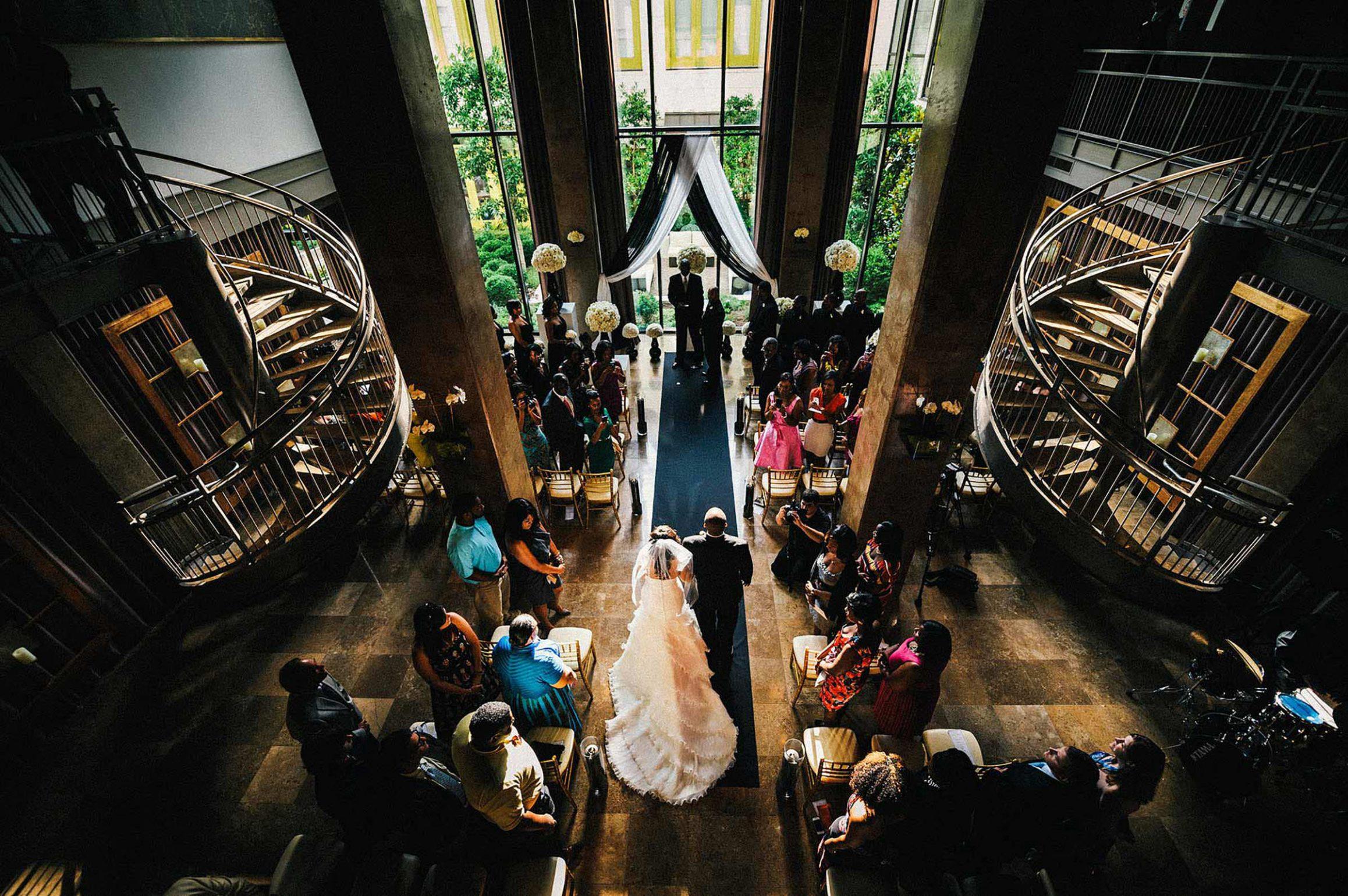 Wedding Ceremony Proximity Greensboro