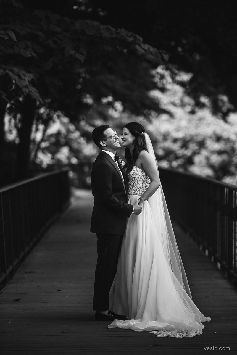 Bride and groom wedding photography in Raleigh