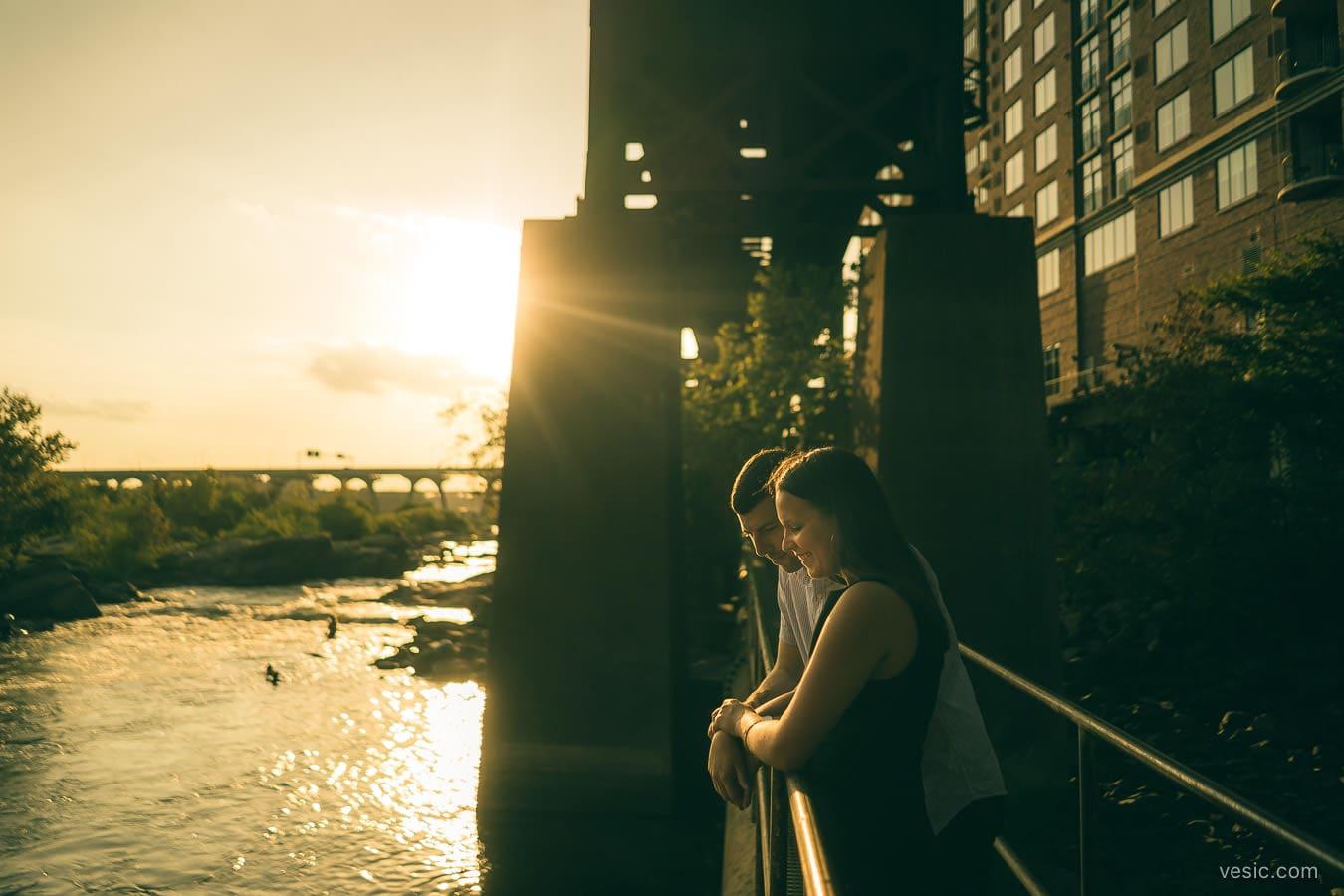 Richmond Engagement Photography