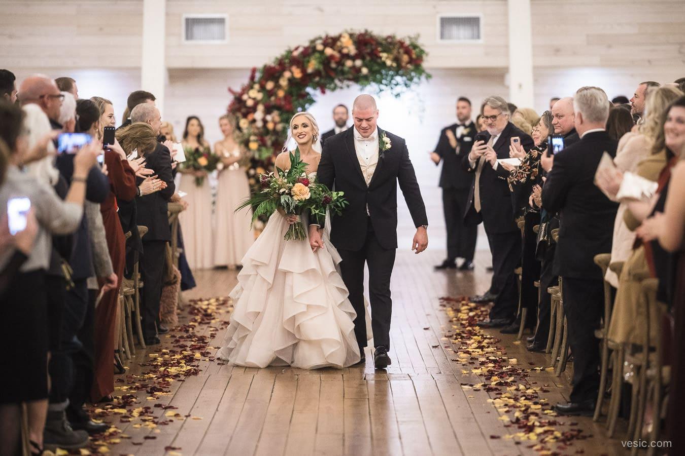 Raleigh Wakefield Barn Wedding
